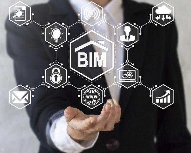BIM engineering job diagram